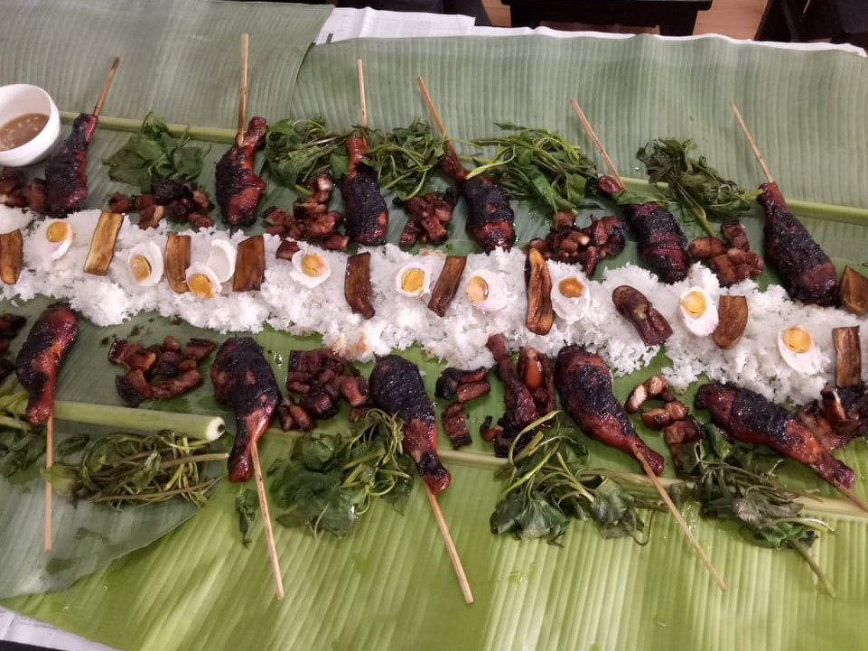 Filipino Kamayan Culture: Savoring Filipino Feasts the