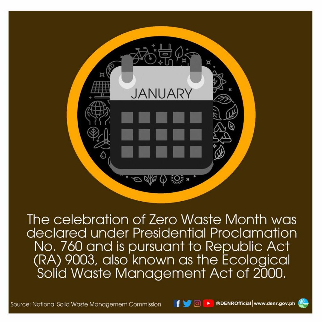 What You Need to Know About Zero-Waste Month in the PH