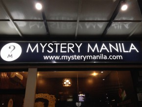 Mystery Manila: Justice for Jamila Room