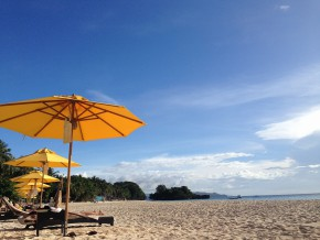 Summer in November at Shangri-La Boracay