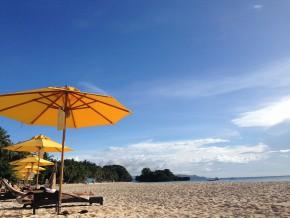 Summer in November at Shangri-La Boracay