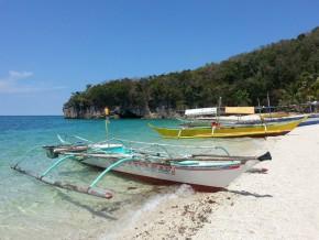 Summer in Quezon: The Islands of Borawan, Dampalitan and Puting Buhangin