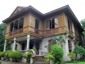 Balay Negrense in Silay City