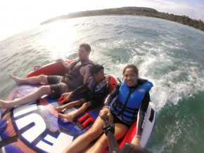 FUN 4 is FUN! (Bohol Beach Club's Newest Attraction)