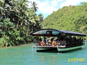 Loboc River Cruise Lets You In On A Secret: Bohol Is Simply Romantic