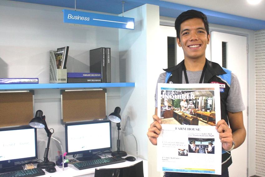 KidZania Daily Inquirer