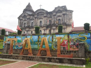 A Snippet of Taal Heritage Town