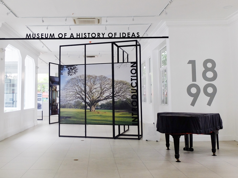 Museum of a History of Ideas | Philippine Primer