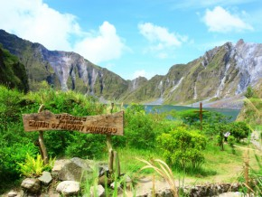 Mount Pinatubo In The Borders of Pampanga: A Destructively Beautiful Hiking Destination