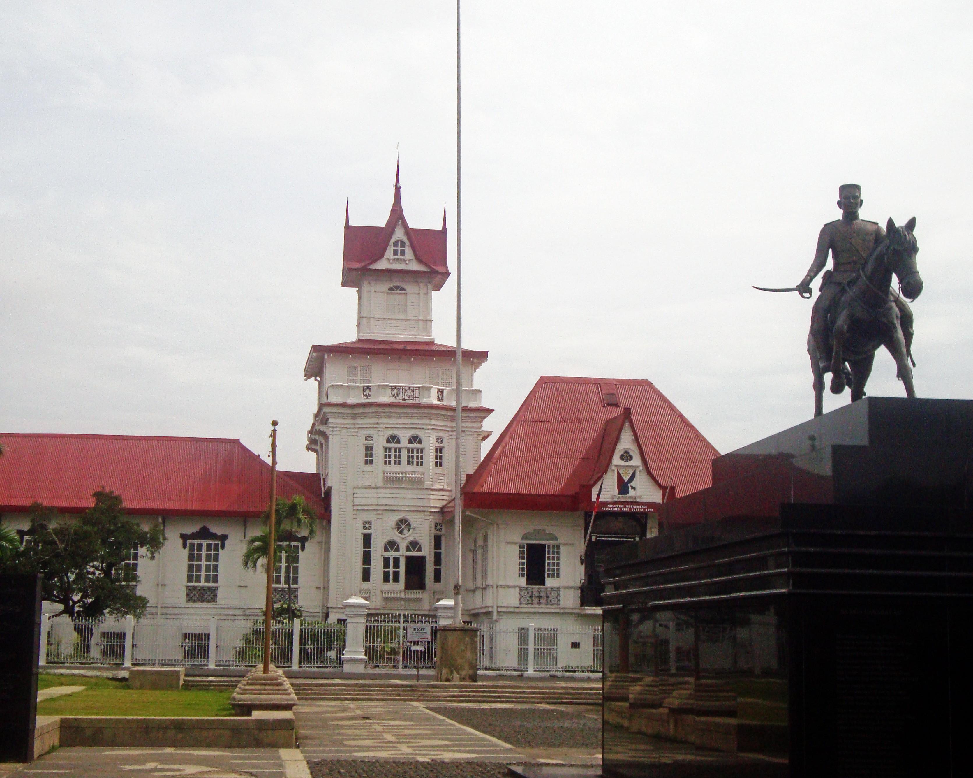 Aguinaldo Shrine Philippine Primer