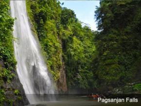 Pagsanjan Falls in Laguna