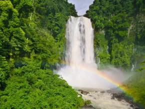 Maria Cristina Falls in Lanao del Norte, Mindanao