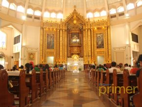 Antipolo Cathedral Blesses You with Safe Travels