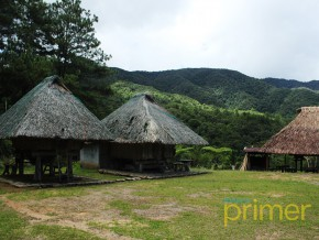 Learn about the Ifugao culture at Banaue Ethnic Village & Pine Forest Resort