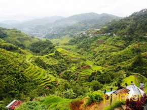 See the mesmerizing Rice Terraces at Banaue Viewpoint