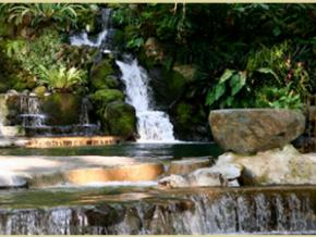 Hot Springs near Manila
