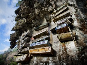 Sagada's Hanging Coffins: a symbol of the Igorots' culture and tradition