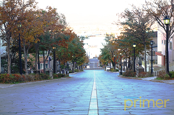 Motomachi Slope