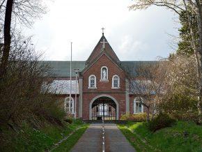 Tobetsu Trappist Monastery in Hokkaido, Japan