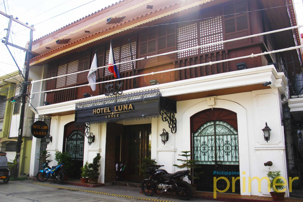 The Annex Just Like Hotel Luna Itself Is A Historical House Turned Built Through Restoration For Its Accommodation This Three Y Offers