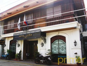 Hotel Luna Annex, the boutique counterpart
