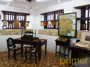A blast from the past in Vigan's Crisologo Museum