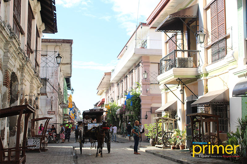 Vigan Travel Embark On A Historical Journey In Calle Crisologo