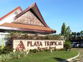 A tropical paradise in the North: Playa Tropical Resort