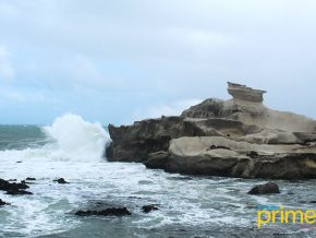 Kapurpurawan Rock Formation in Burgos, Ilocos Norte: A Magnificent White Rock Destination