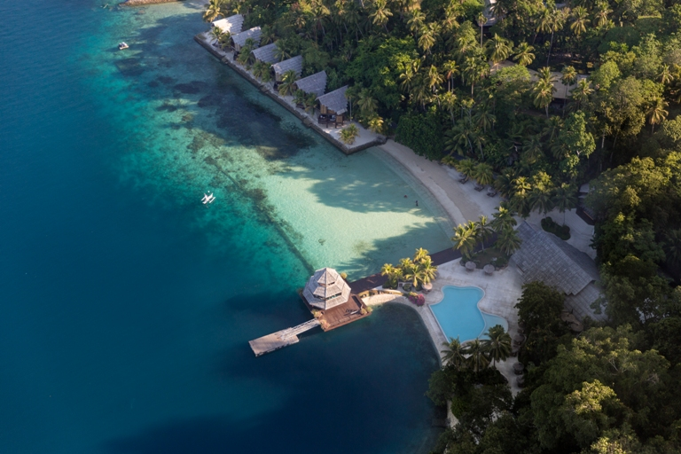 The Beach Resort Was Once Home To An Actual Pearl Farm Where Precious Pearls Were Nurtured And Cultivated Today Is Samal Island S