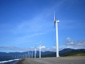 Bangui Windmill Farm in Ilocos Norte: A Famous Tourism and Sustainable Attraction