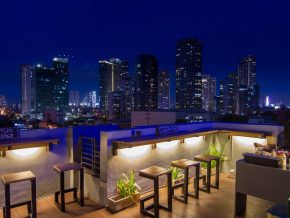 Z Hostel Roofdeck in Makati: Where Makati Nightlife Thrives
