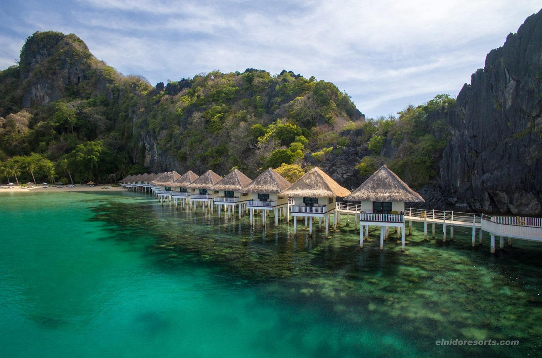 el nido resorts bringing in a luxurious holiday
