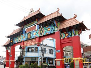 Chinatown in Davao
