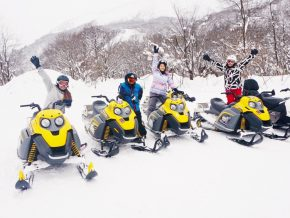 Hakuba Lion Adventure in Nagano, Japan: Nature at full speed