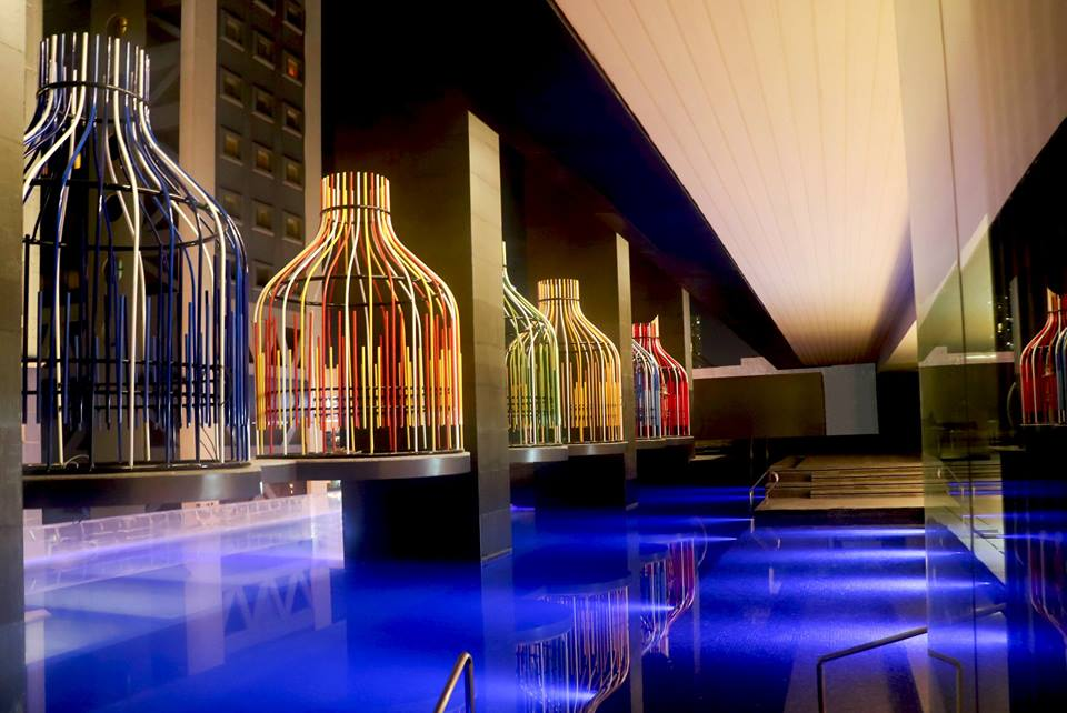 I M Hotel Is Also Known As The Home To First Onsen Spa In Philippines Largest Urban Property Country