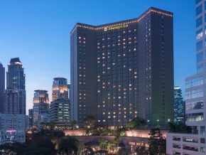 Makati Shangri-La for an excellent stay in Manila