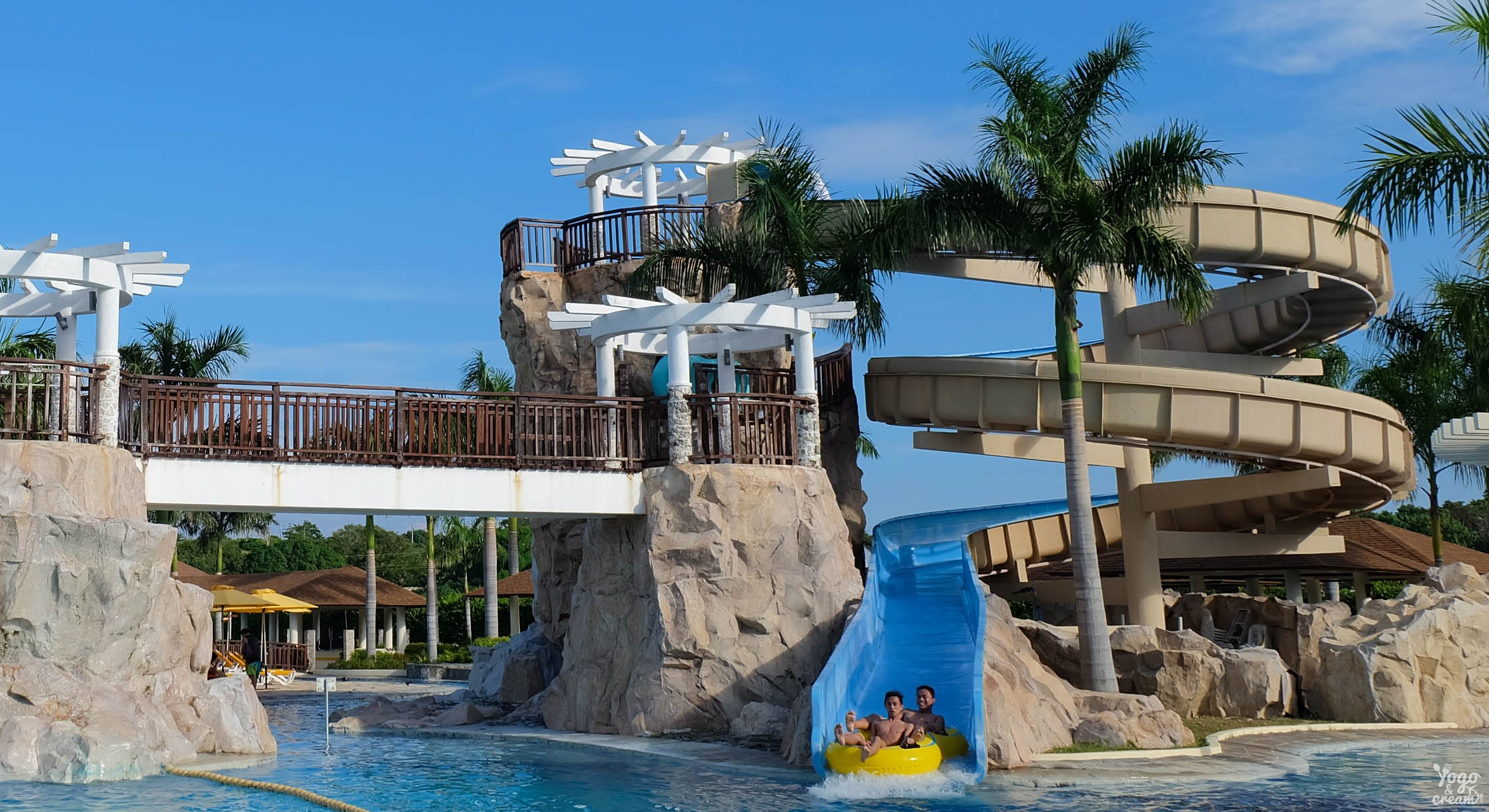 Bask Under The Sun, And Enjoy Recreational Activities At Aquaria Water Park  Located In Calatagan Batangas. This Resort Is Equipped With Giant Pool  Slides, ...