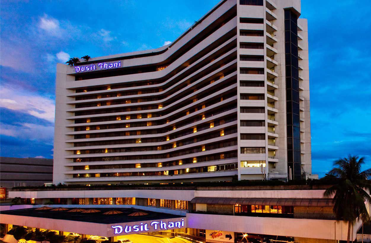 Dusit Thani Manila An Oasis Of Calm Philippine Primer