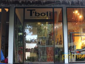T'boli Weaving Center in Davao