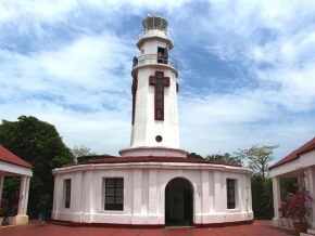 Corregidor Island Spanish Lighthouse