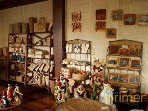 The best of Albay handicrafts: Shelmed Cottage Treasures