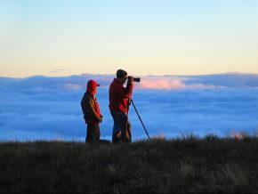 A 'sea of cloud' adventure in Mt. Pulag in Ifugao