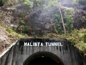 Malinta Tunnel in Corregidor Island