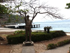 Lorcha Dock in Corregidor