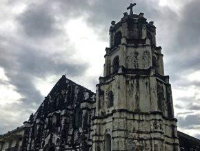 Daraga Church in Albay, Bicol