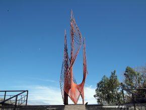 Eternal Flame of Freedom in Corregidor