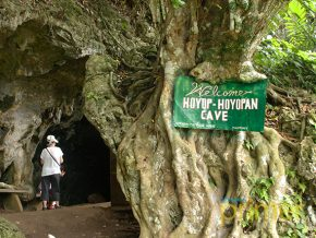 A visit to Albay's historical cave: Hoyop-hoyopan Cave