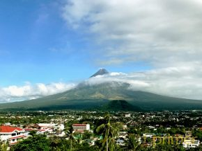 Mayon Volcano: World's Most Perfect Cone Volcano