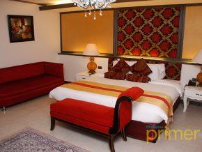 The Pepperland Hotel in Albay